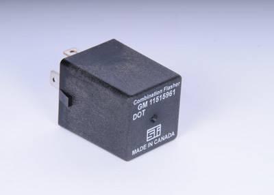 ACDelco - ACDelco GM Original Equipment 12 Volt Hazard Warning and Turn Signal Flasher 11515961