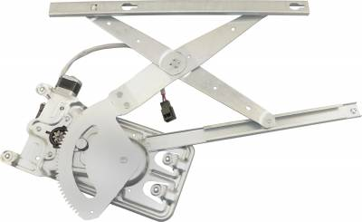 ACDelco - ACDelco Professional Front Passenger Side Power Window Regulator with Motor 11A112