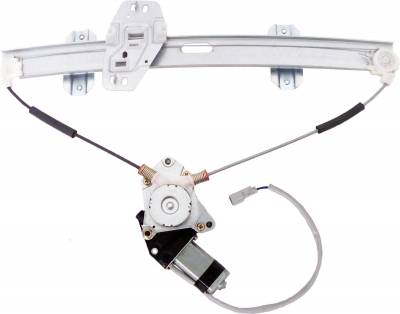 ACDelco - ACDelco Professional Front Passenger Side Power Window Regulator with Motor 11A174