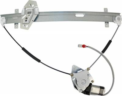 ACDelco - ACDelco Professional Front Passenger Side Power Window Regulator with Motor 11A188