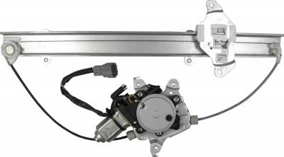 ACDelco - ACDelco Professional Front Driver Side Power Window Regulator with Motor 11A217