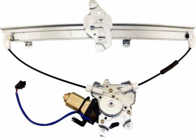 ACDelco - ACDelco Professional Front Driver Side Power Window Regulator with Motor 11A235