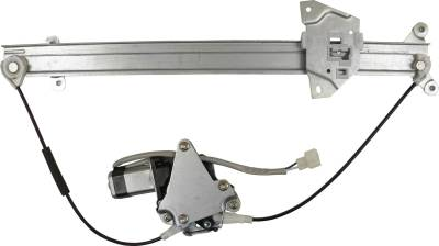 ACDelco - ACDelco Professional Front Driver Side Power Window Regulator with Motor 11A358