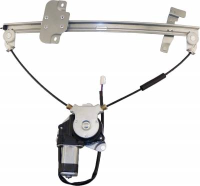 ACDelco - ACDelco Professional Front Passenger Side Power Window Regulator with Motor 11A391