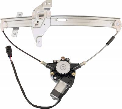 ACDelco - ACDelco Professional Front Passenger Side Power Window Regulator with Motor 11A403