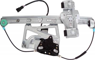 ACDelco - ACDelco Professional Front Driver Side Power Window Regulator with Motor 11A478
