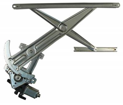 ACDelco - ACDelco Professional Front Driver Side Power Window Regulator with Motor 11A505