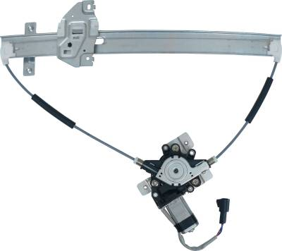 ACDelco - ACDelco Professional Front Passenger Side Power Window Regulator with Motor 11A517