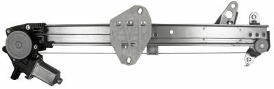 ACDelco - ACDelco Professional Front Passenger Side Power Window Regulator with Motor 11A656