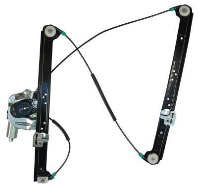 ACDelco - ACDelco Professional Front Driver Side Window Regulator with Motor 11A677