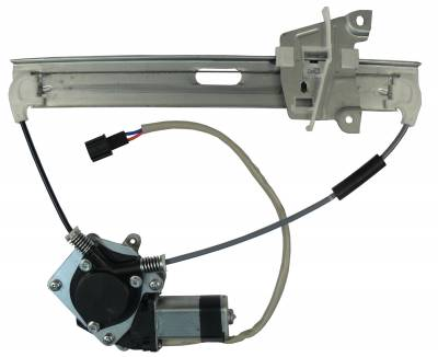 ACDelco - ACDelco Professional Rear Passenger Side Power Window Motor and Regulator 11A708