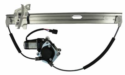 ACDelco - ACDelco Professional Front Passenger Side Power Window Regulator and Motor 11A712