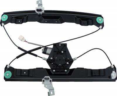 ACDelco - ACDelco Professional Front Driver Side Power Window Regulator with Motor 11A79
