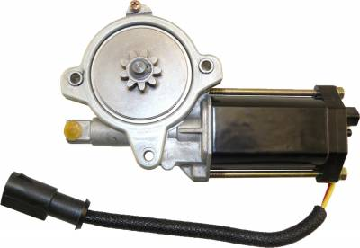 ACDelco - ACDelco Professional Front Passenger Side Power Window Motor 11M109