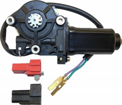 ACDelco - ACDelco Professional Front Passenger Side Power Window Motor 11M119