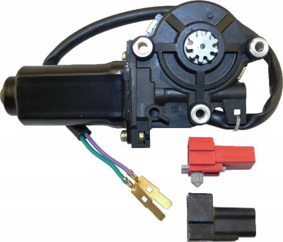 ACDelco - ACDelco Professional Front Driver Side Power Window Motor 11M120