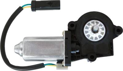 ACDelco - ACDelco Professional Driver Side Power Window Motor 11M122