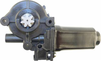 ACDelco - ACDelco Professional Driver Side Power Window Motor 11M139