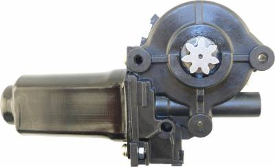 ACDelco - ACDelco Professional Passenger Side Power Window Motor 11M140