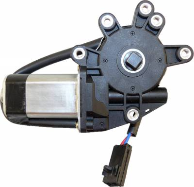 ACDelco - ACDelco Professional Driver Side Power Window Motor 11M143