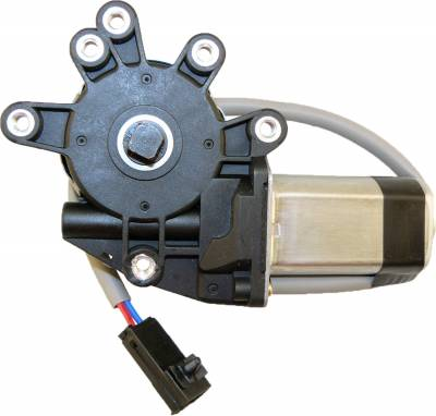 ACDelco - ACDelco Professional Passenger Side Power Window Motor 11M144