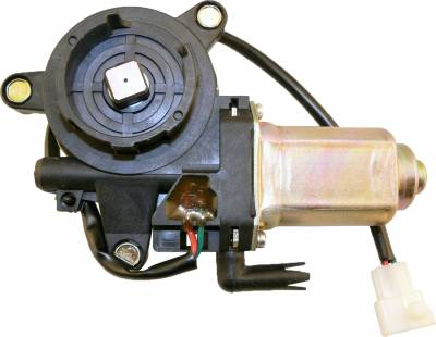 ACDelco - ACDelco Professional Driver Side Power Window Motor 11M149