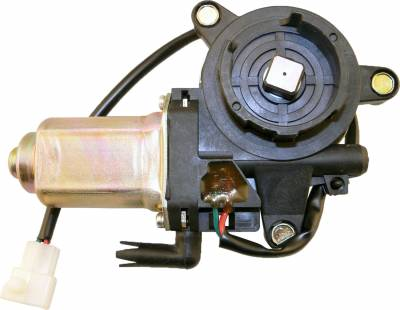 ACDelco - ACDelco Professional Passenger Side Power Window Motor 11M150