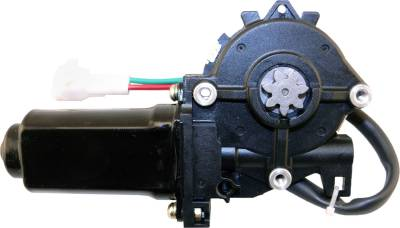 ACDelco - ACDelco Professional Driver Side Power Window Motor 11M151