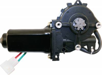 ACDelco - ACDelco Professional Driver Side Power Window Motor 11M153