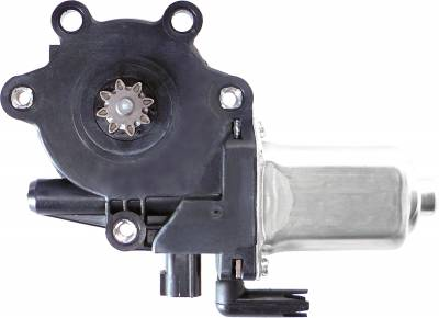 ACDelco - ACDelco Professional Front Driver Side Power Window Motor 11M178