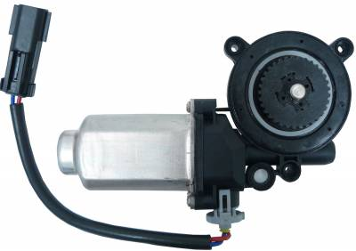 ACDelco - ACDelco Professional Rear Driver Side Power Window Motor 11M231