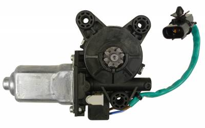 ACDelco - ACDelco Professional Front Driver Side Power Window Motor 11M254