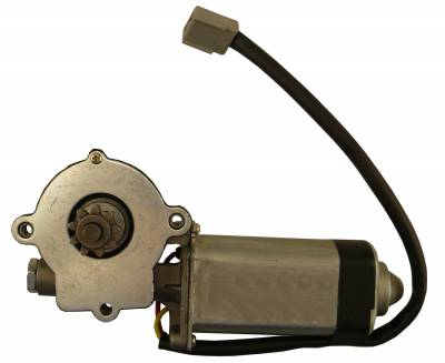 ACDelco - ACDelco Professional Rear Passenger Side Power Window Motor 11M306