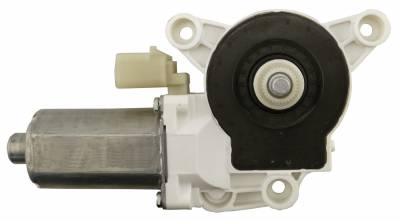 ACDelco - ACDelco Professional Front Passenger Side Power Window Motor 11M312