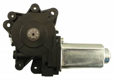 ACDelco - ACDelco Professional Front Driver Side Power Window Motor 11M326
