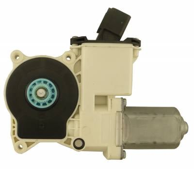 ACDelco - ACDelco Professional Front Driver Side Smart Power Window Motor 11M350
