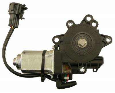 ACDelco - ACDelco Professional Front Driver Side Power Window Motor 11M355
