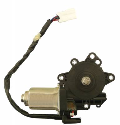 ACDelco - ACDelco Professional Front Driver Side Power Window Motor 11M375