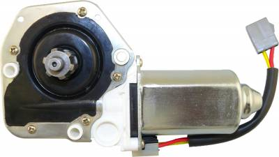 ACDelco - ACDelco Professional Front Driver Side Power Window Motor 11M49