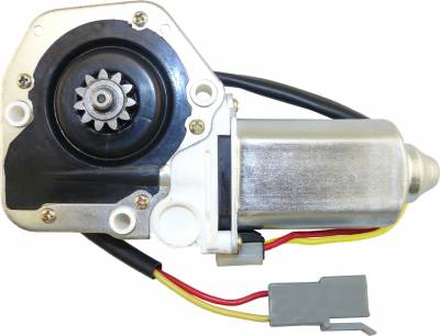 ACDelco - ACDelco Professional Front Driver Side Power Window Motor 11M54
