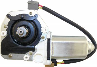ACDelco - ACDelco Professional Front Driver Side Power Window Motor 11M61