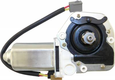 ACDelco - ACDelco Professional Front Passenger Side Power Window Motor 11M62