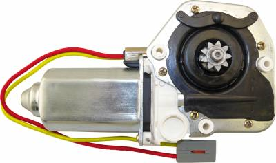 ACDelco - ACDelco Professional Front Driver Side Power Window Motor 11M69