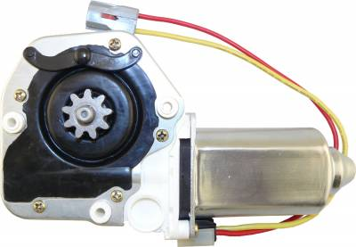 ACDelco - ACDelco Professional Front Passenger Side Power Window Motor 11M74