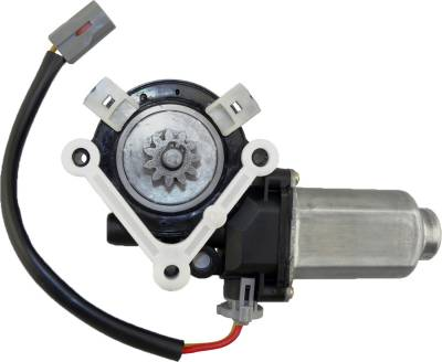 ACDelco - ACDelco Professional Front Passenger Side Power Window Motor 11M78
