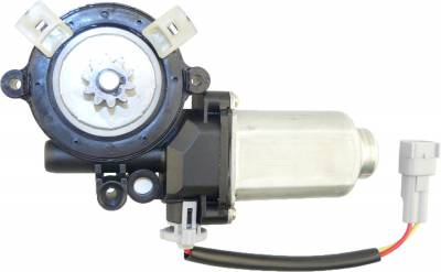 ACDelco - ACDelco Professional Passenger Side Power Window Motor 11M86