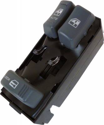 ACDelco - ACDelco Professional Front Driver Side Power Window Switch 11P43