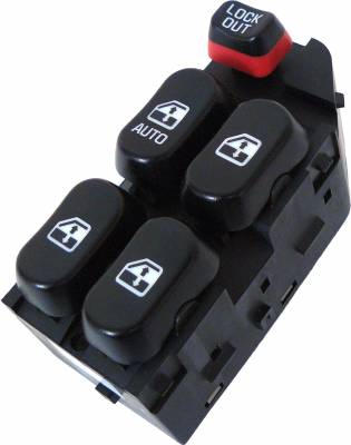 ACDelco - ACDelco Professional Front Driver Side Power Window Switch 11P45