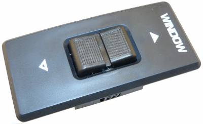 ACDelco - ACDelco Professional Front Passenger Side Power Window Switch 11P50