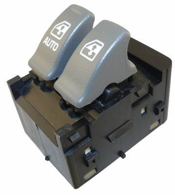 ACDelco - ACDelco Professional Front Driver Side Power Window Switch 11P58